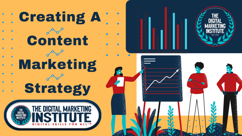 Content Marketing Strategy Image