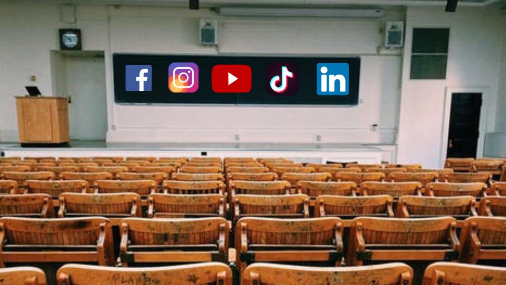 Speaking tips facebook instagram youtube tiktok linkedin