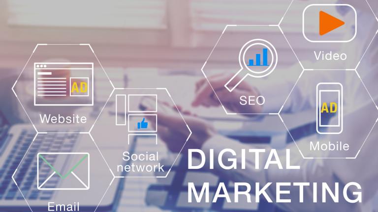 DIGITAL marketing, content marketing, SEO
