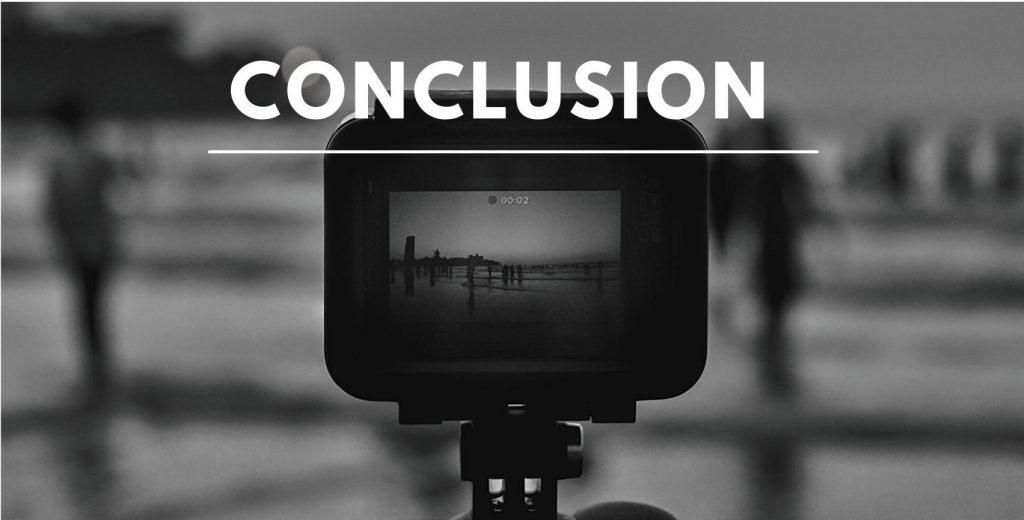 Conclusion International Institute Of Digital Marketing™