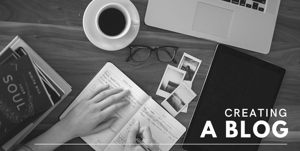 Creating a Blog International Institute Of Digital Marketing™