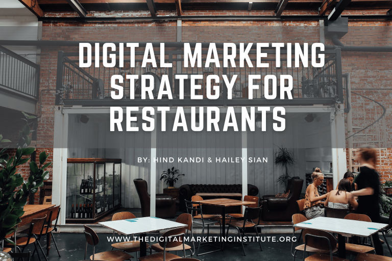 10 powerful and effective digital marketing strategy for restaurants in 2021