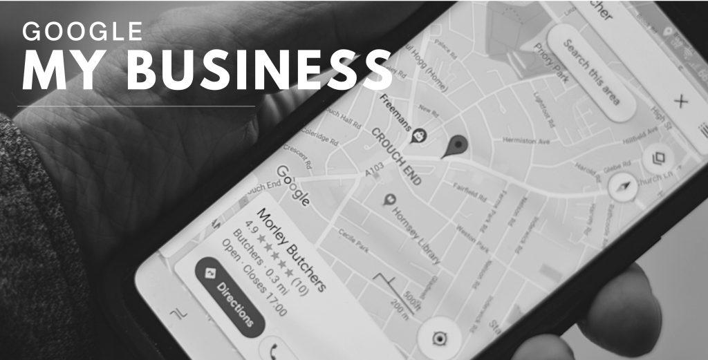 Google My Business International Institute Of Digital Marketing™