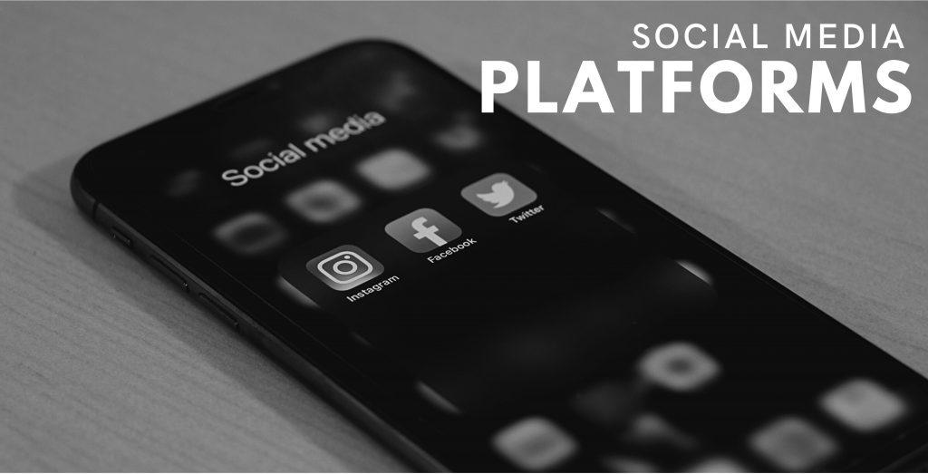 Social Media Platforms International Institute Of Digital Marketing™