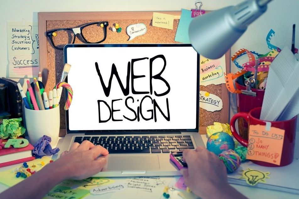 web design - IIDM