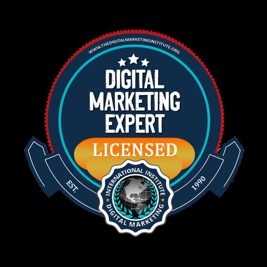Digital marketing expert, international institute of digital marketing, digital marketinf course