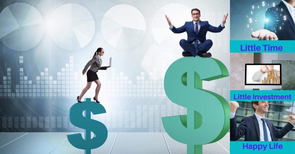 Digital Marketing Pays high at less risk