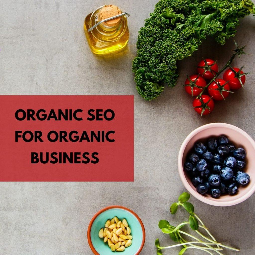 Organic SEO, Local SEO, SEO Strategy, Organic Business