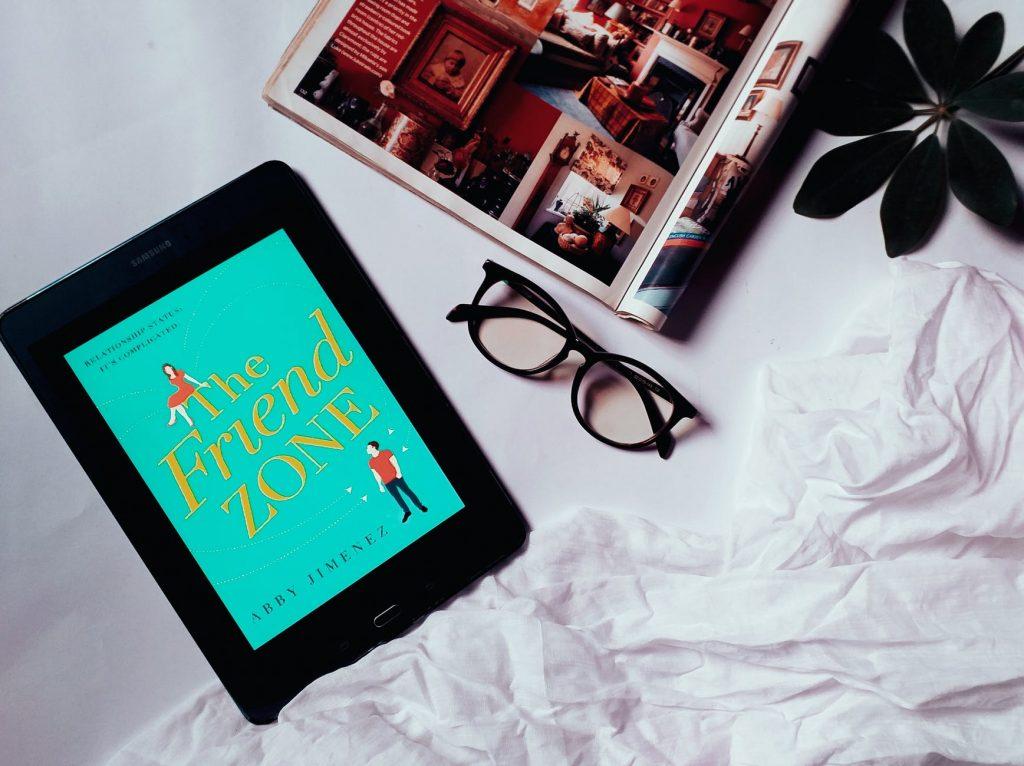 The Friend Zone by Abby Jimenez (E-book version)