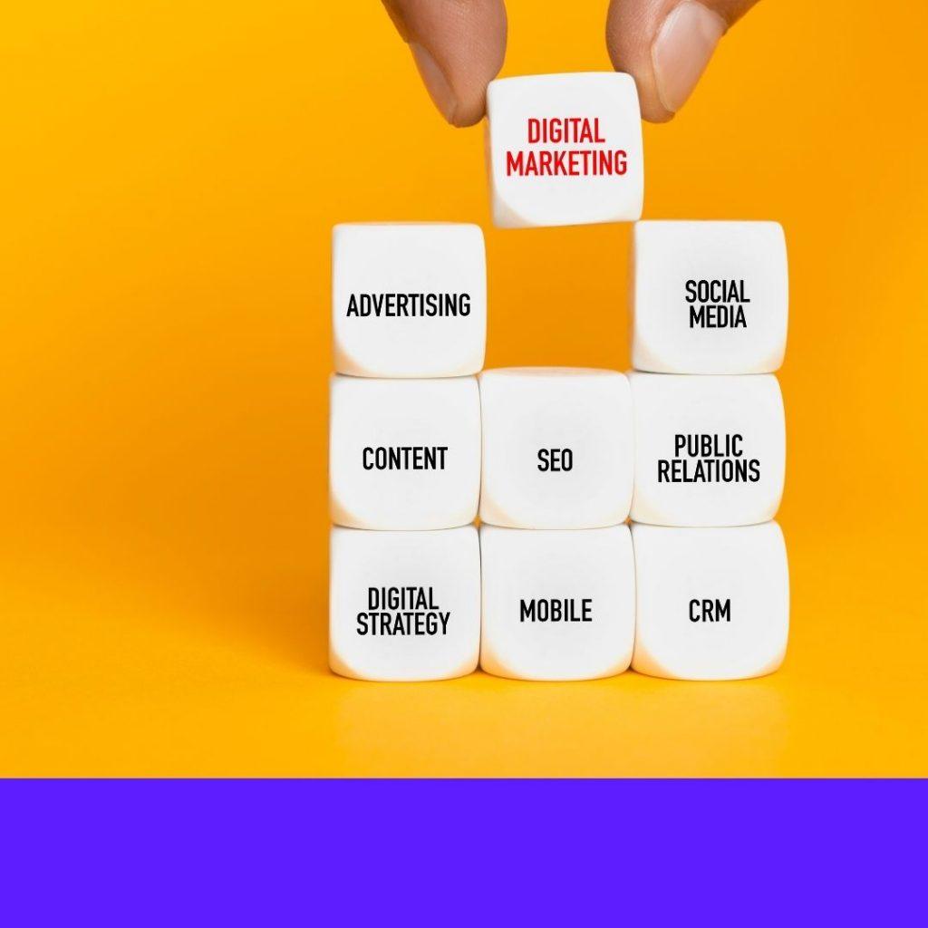 Digital Marketing Channels, Social Media Platforms
