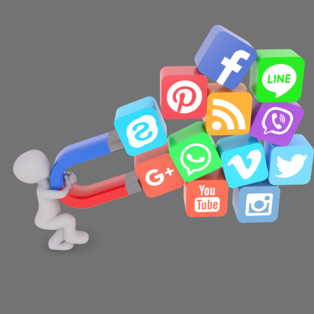 Selection of the right platforms for Digital Marketing is getting more important.