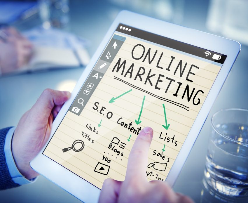 small business online marketing