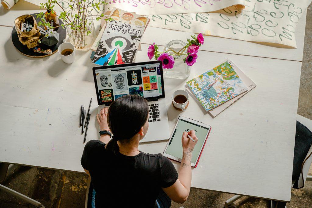 digital marketing, artist, art business