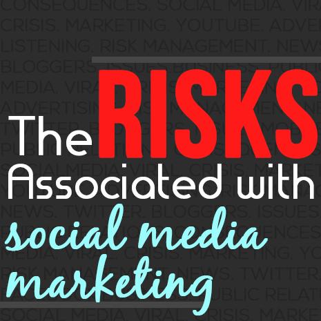 risk of social media marketing, digital marketing