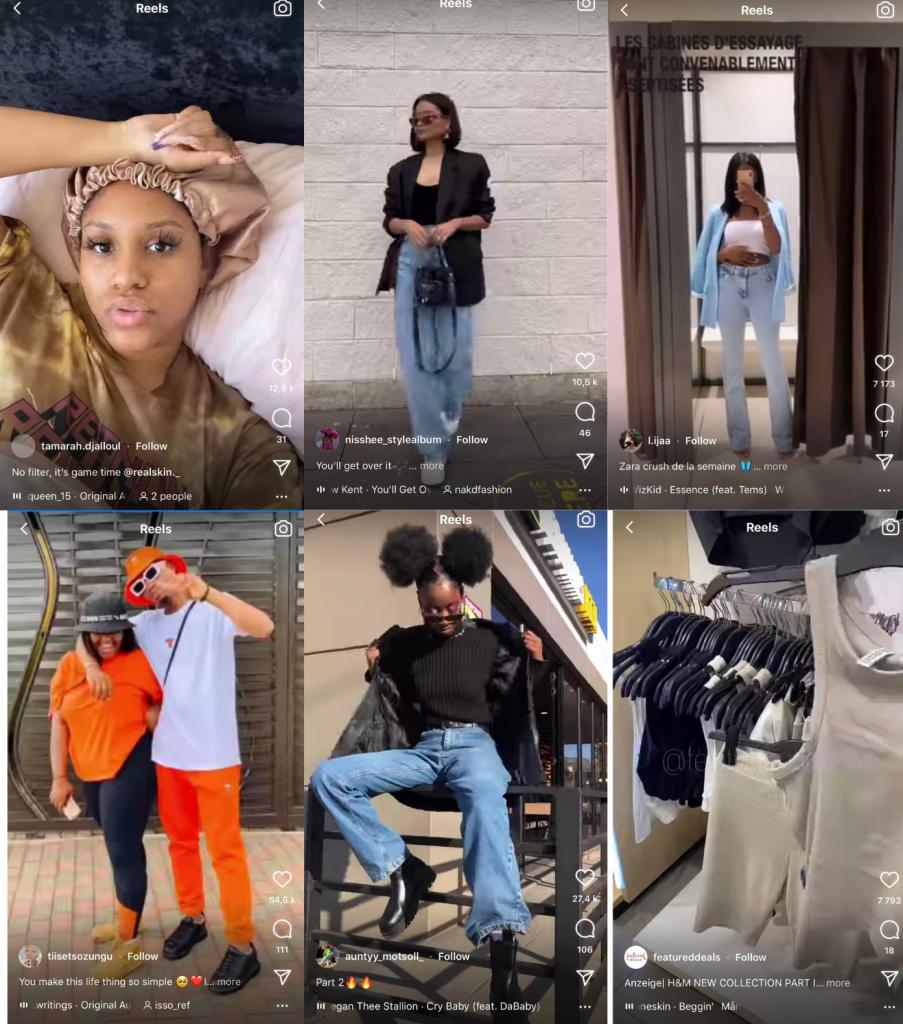 Instagram reels , digital marketing.