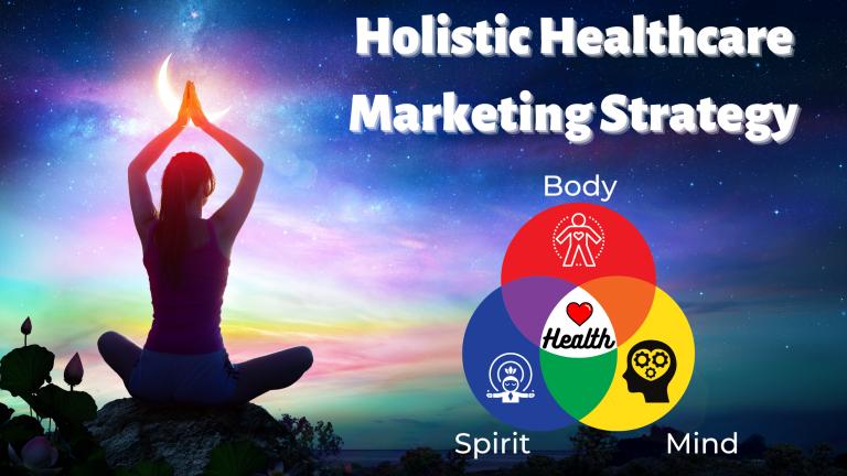 Holistic Health Marketing Strategy