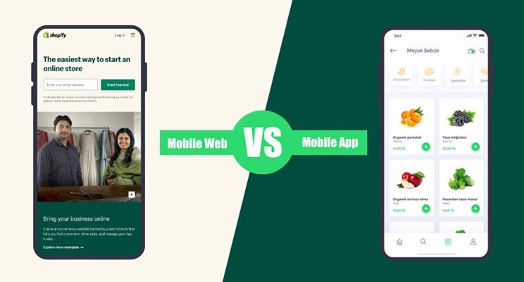 mobile websites and mobile apps, digital marketing