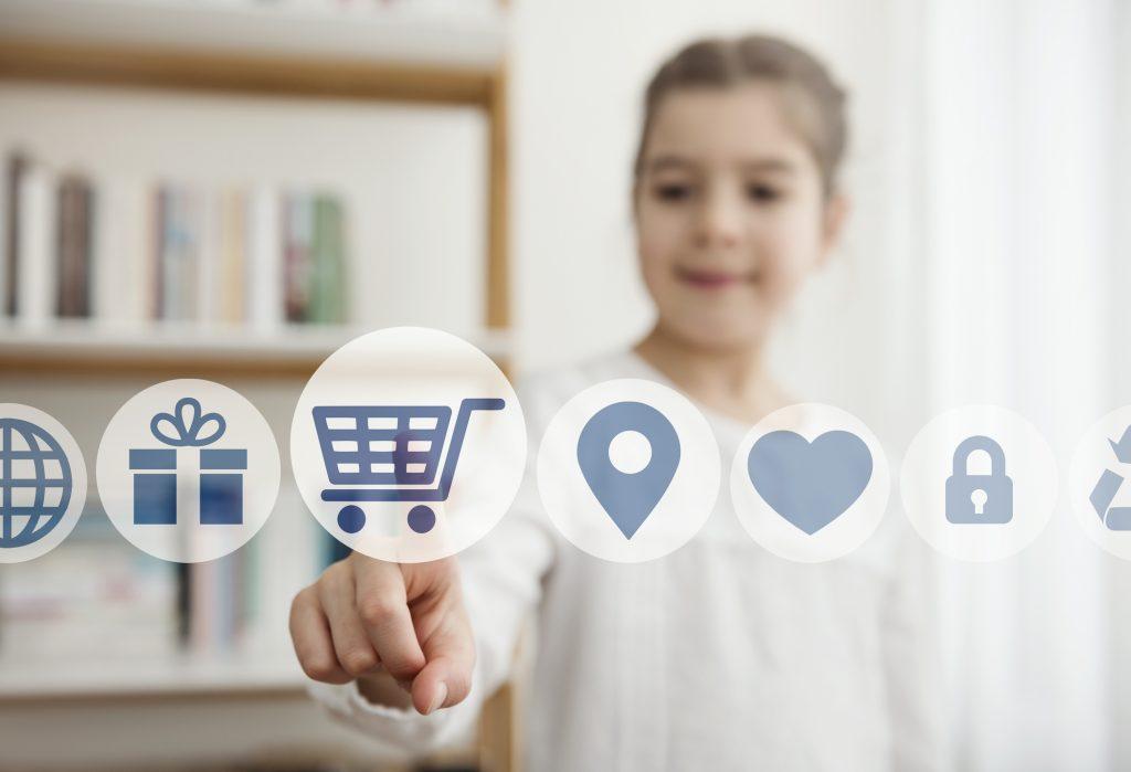 Digital Marketing, Kids Marketing, Children Marketing
