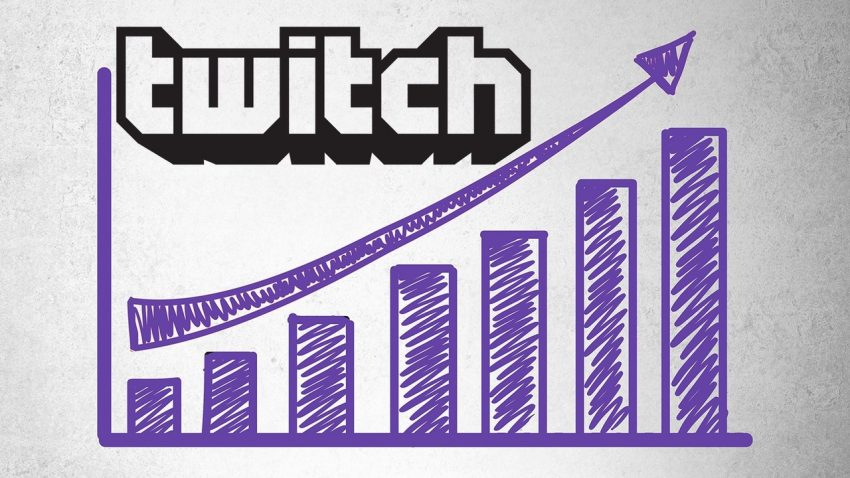 twitch marketing increasing in popularity