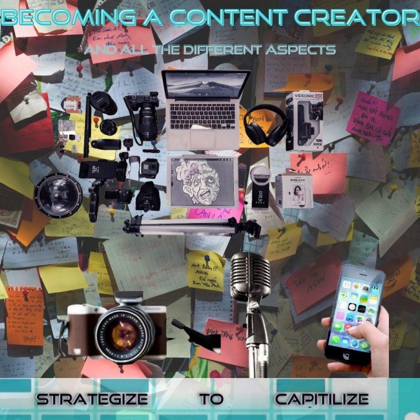 Content Creators, Digital Strategy Plan