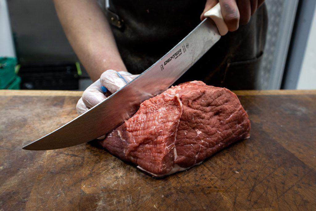 Butcher shop, meat, Atlantic Meat