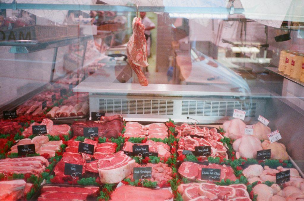 butcher shop, Atlantic Meat, Meat