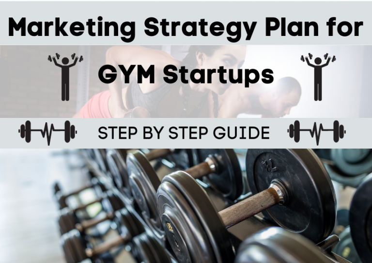 strategy plan for gym startup