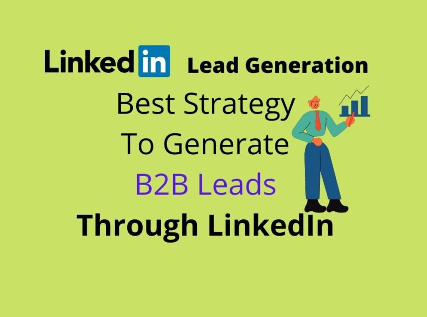 LinkedIn B2b Leads