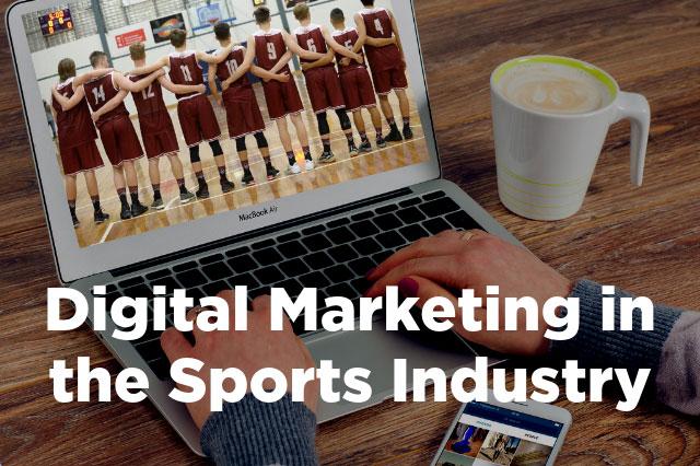 Sports, Digital Marketing