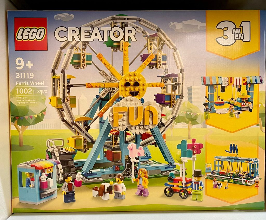 digital marketing, content marketing, LEGO
