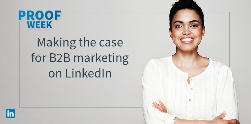 LinkedIn B2B Blogs