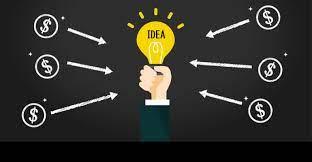Digital marketing. Crowdfunding. Idea