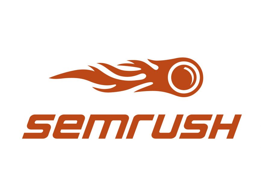 SEM rush logo which is a tool for competitor Analysis