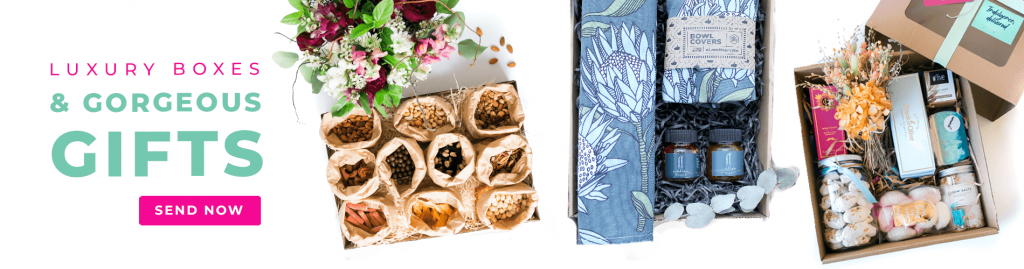 Luxury Boxes and gifts from Bloomable