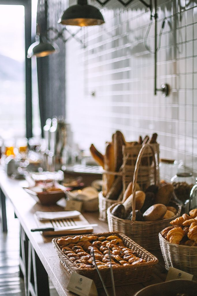 digital marketing strategy for bakeries