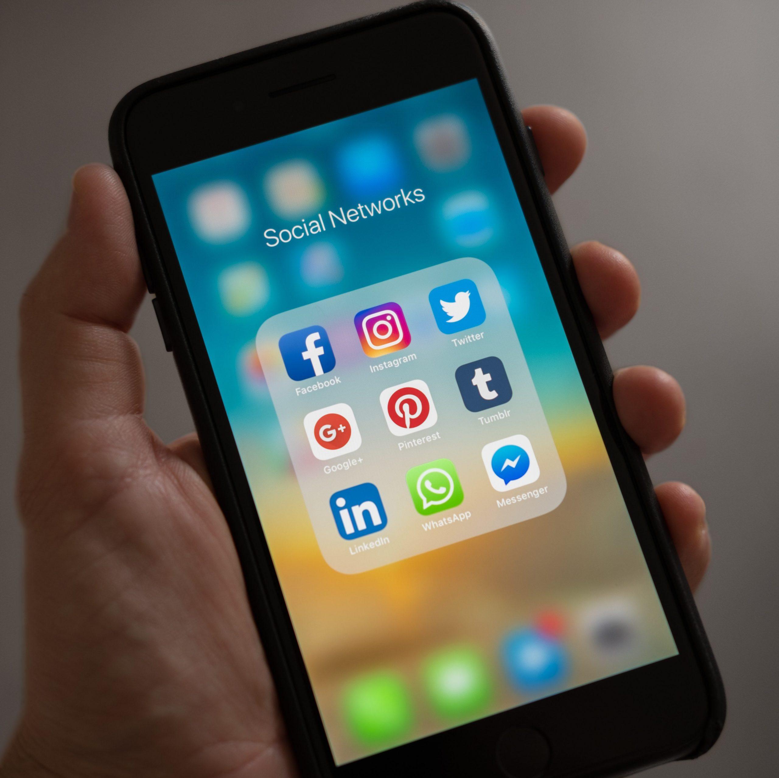 Social media platforms, digital marketing, Facebook, WhatsApp, LinkedIn, Twitter, Instagram